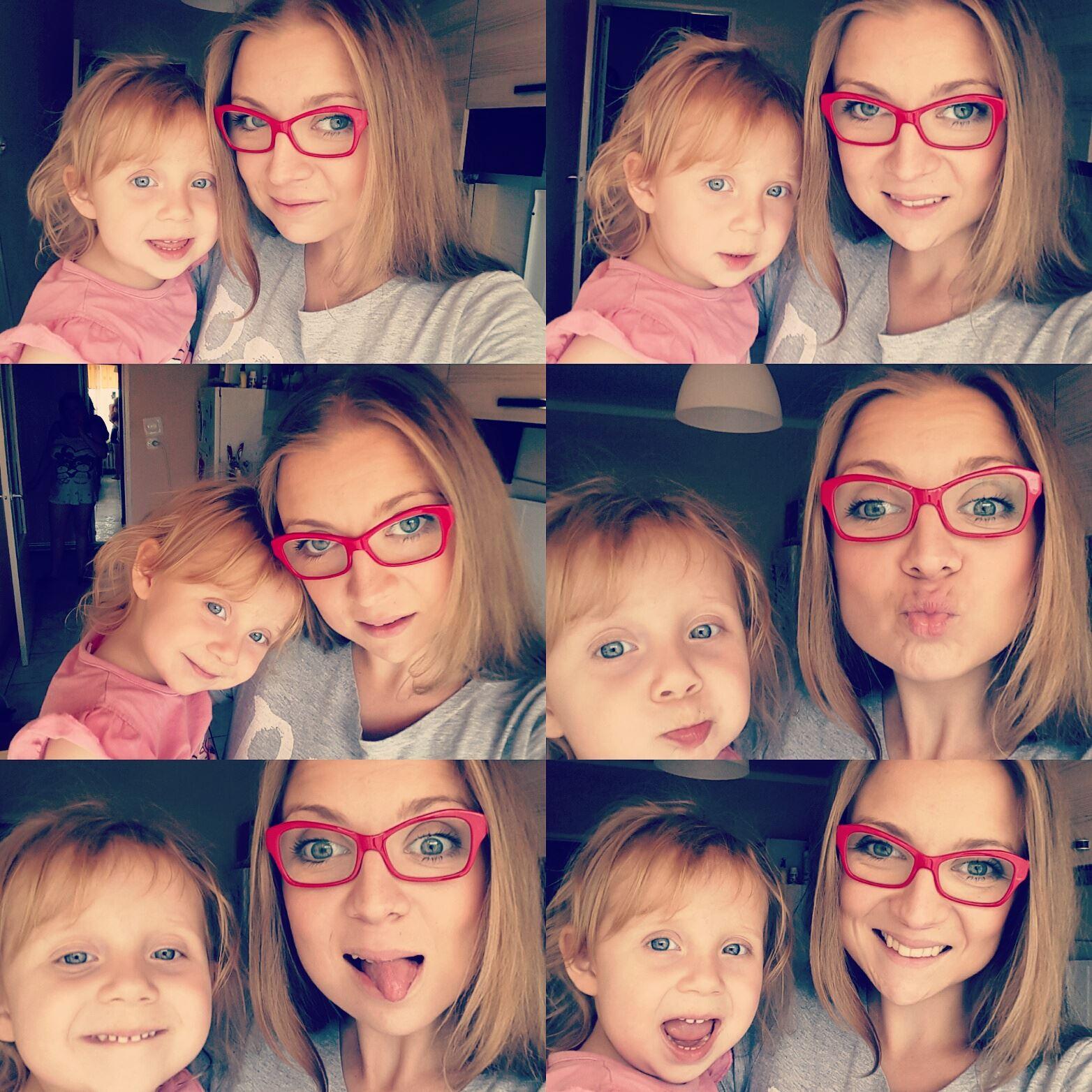 Dlaczego fajnie jest być mamą trzylatki